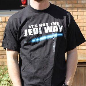 Giant Vintage Star Wars T shirt NWT